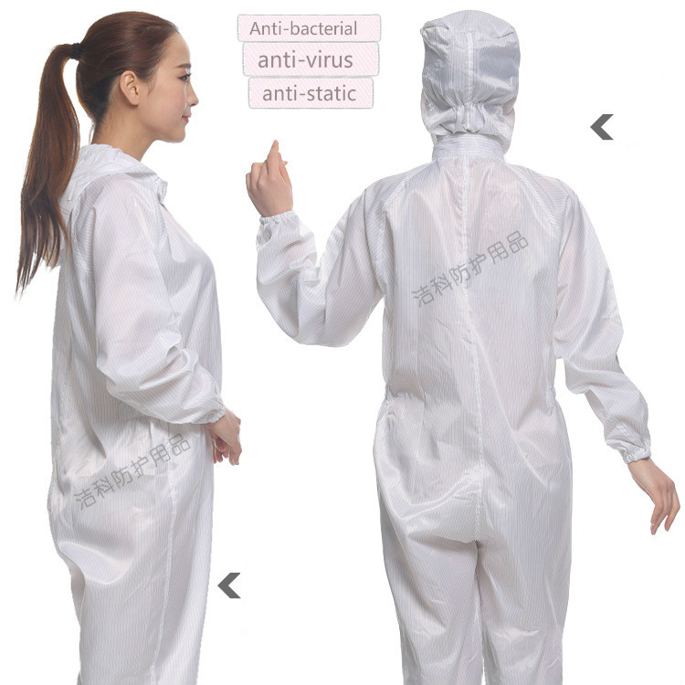 Hot for 3M Safety Disposable Anti-poison Waterproof Antistatic Protection Splashproof UV Protective Coating Set SP001