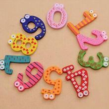 Educational Kids Toys Refrigerator Number Mathematics Magnetic-Figure-Stick Montessori