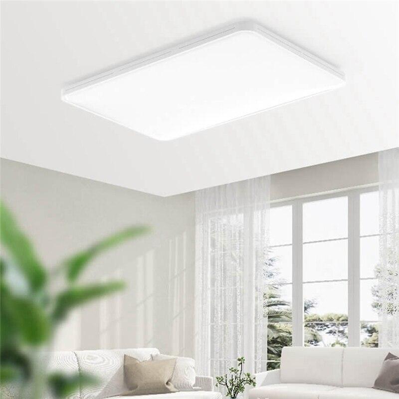 Yeelight 2019 Nova 90W APP Controle Inteligente Retângulo LEVOU Luz de Teto para Casa Sala de estar do Quarto Da Cama