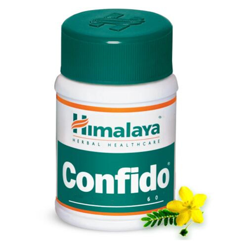 Confido Reduces Anx Iety Levels, Enhances Ability, And Magnifies Male Confidence  60 Pcs