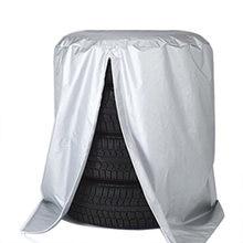 Чехол для автомобильных шин чехол запасных гаража аксессуары