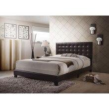 Struttura del letto in metallo 160x218CM camera da letto moderna doppio ferro da stiro semplice pranzo a casa letto multifunzionale per adulto con testiera