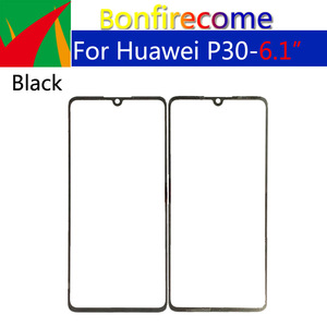 Image 4 - 10Pcs\lot For Huawei P30 Lite \Nova 4E Touch Screen Front Outer Glass Lens For P30 LCD Glass Replacement
