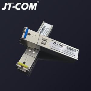 Image 5 - 送料無料!2個のSFPモジュールSCコネクタギガビットDDM BIDIミニgbic 1000MbpsシングルファイバーSC SFP光ファイバートランシーバーOtdr光トランシーバーモジュール5 120 km Mikrotik Cisco TP Linkスイッチとの互換性