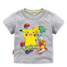 Baby Boy t Shirt for Children Cotton Summer 2021 shirt Print t-shirt for Girl Kids Clothes Tops Tee cute t shirts