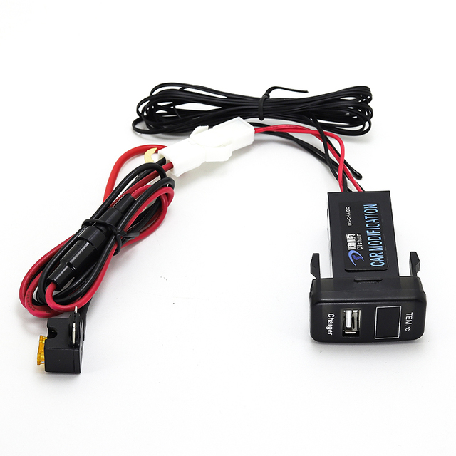 Charger USB Connector Suitable for Toyotas New car Multimedia Connector
