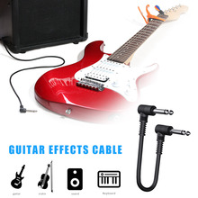 Cord Cable Musical-Instruments 15cm-Pedal Patch-Wire Electric-Guitar-Effect for Playing