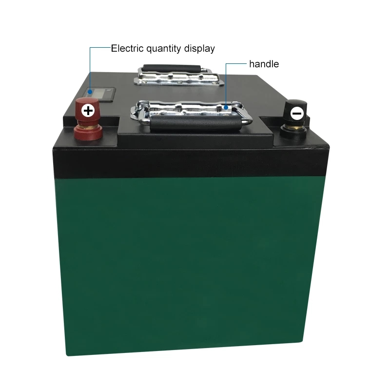 12V 200Ah LiFePO4 Batterij Pack Met Bulit Bms 2400Wh Lithium-ijzerfosfaat Lifepo4 Batterij Voor Rv Golf auto Kampeerders Geen Belasting 4