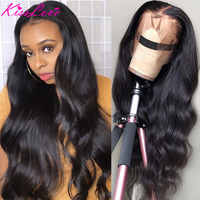 Body Wave Lace Front Human Hair Wigs for Women Pre Plucked with Baby Hair Brazilian Remy Hair 13x4 13x6 lace front wig KissLove