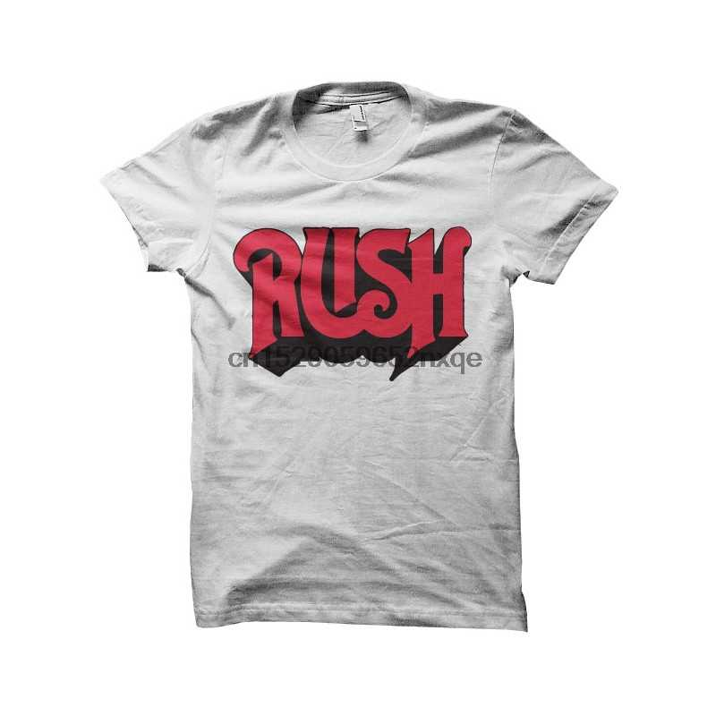 Rush /'American Tour 1977/' T-Shirt Vintage Gift For Men Women Funny Tee