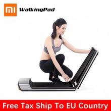 лучшая цена Xiaomi Mijia Walkingpad Exercise Machine Foldable  Household non-flat Treadmill Smart Control of Speed Connect Mijia App