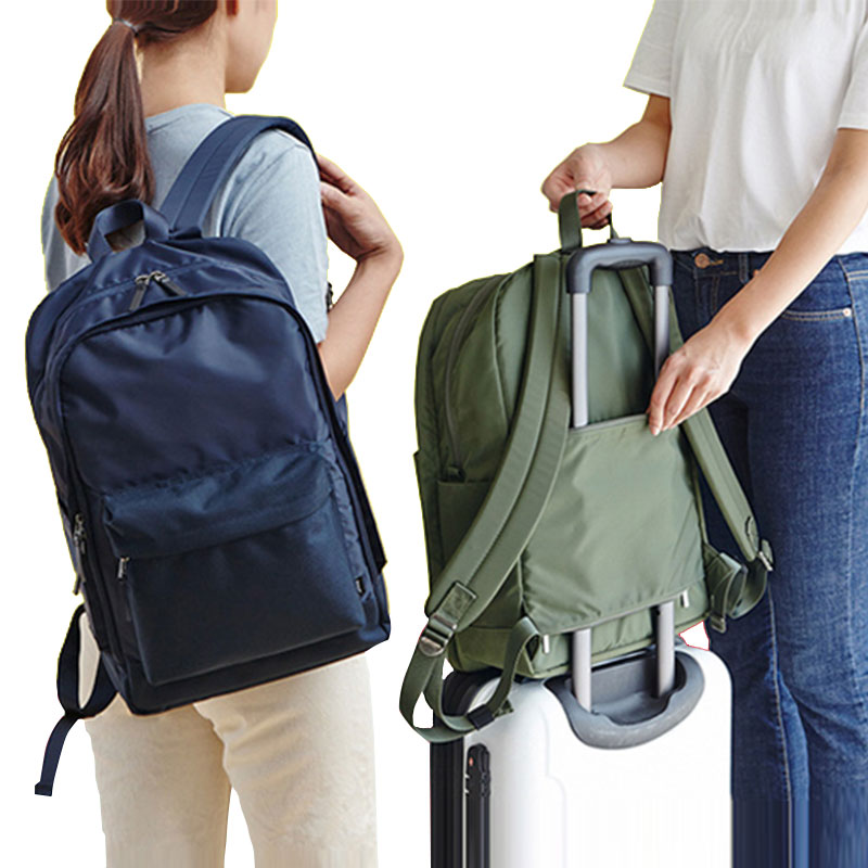 Ciephia Waterproof Nylon Casual Women & Men Backpacks Roomy Travel Storage Short Trip 15.6