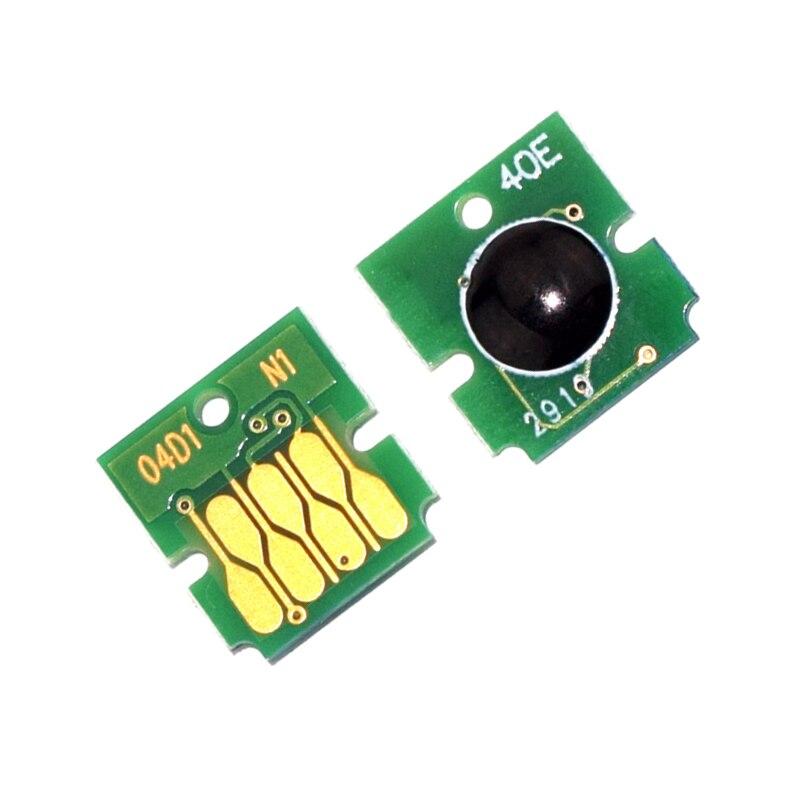 Vilaxh T04D1 T04D100 Maintenance Ink Tank Chip For Epson L6171 L6160 L6168 L6170 L6178 L6190 L6191 L6198 ET3750 Waste Tank Chip