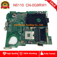 For Dell N5110 Laptop Motherboard CN 0G8RW1 0G8RW1 G8RW1 Motherboard 554IE0111 SLJ4N Mainboard Fully Tested Fast Shipping|Laptop Motherboard| |  -