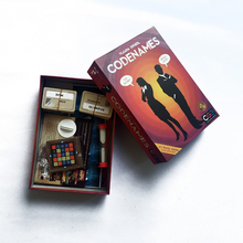 Action Code Codenames English Version of Chess and Toys Anti-human Card Board Game Confidential