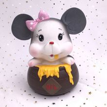 Копилка мышь копилка креативный милый мультфильм детская Копилка украшение дома подарок на день рождения ремесло украшение