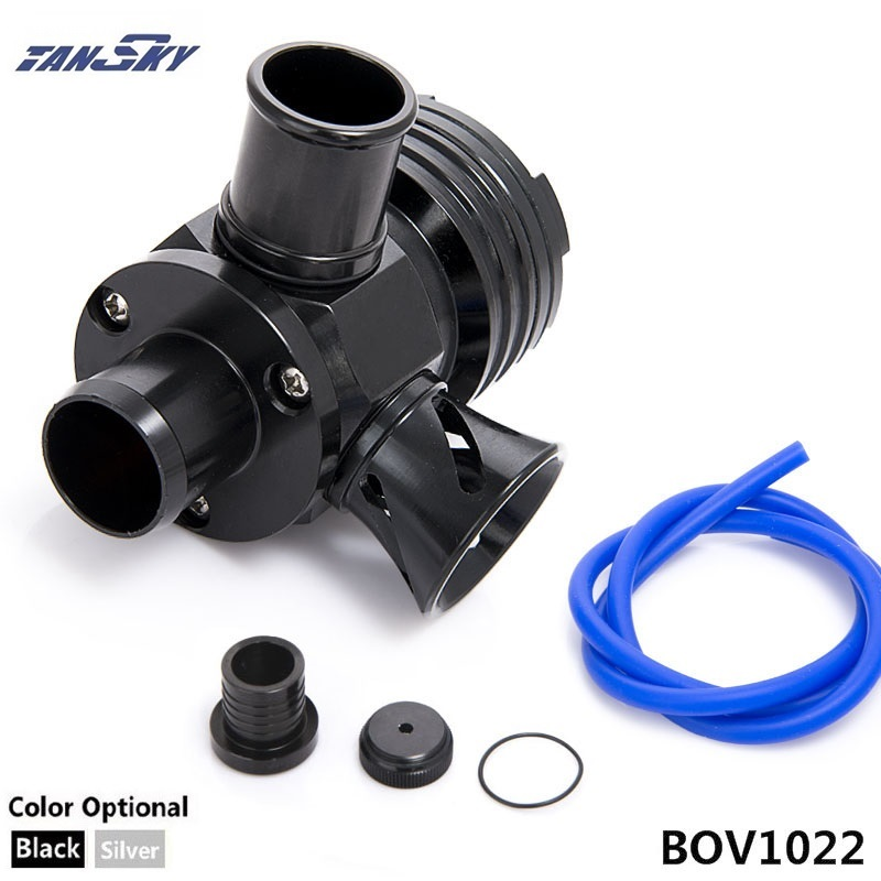 For Volkswagen VW GTi Golf Jetta Beetle Audi A3 A4 A6 TT <font><b>1.8T</b></font> Turbo Boost BOV Blow Off <font><b>Valve</b></font> B TK-BOV1022 image