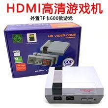 Дропшиппинг HDMI выход Мини ТВ ручной ретро игровая консоль с классическими 600 играми для 4K ТВ PAL и NTSC Поддержка Tf карты
