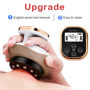 Image 2 - Cupping Massager Vacuum Strong Suction Cups EMS Ventosas Anti Cellulite Magnet Therapy Guasha Scraping Fat Burner Slimming tools