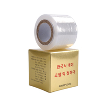 1 box Microblading Clear Plastic Wrap Preservative Film for Permanent Makeup Tattoo Eyebrow Accessories