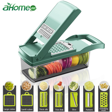New Vegetable Cutter Kitchen Accessories Mandoline Slicer Fruit Potato Peeler Carrot Cheese Grater