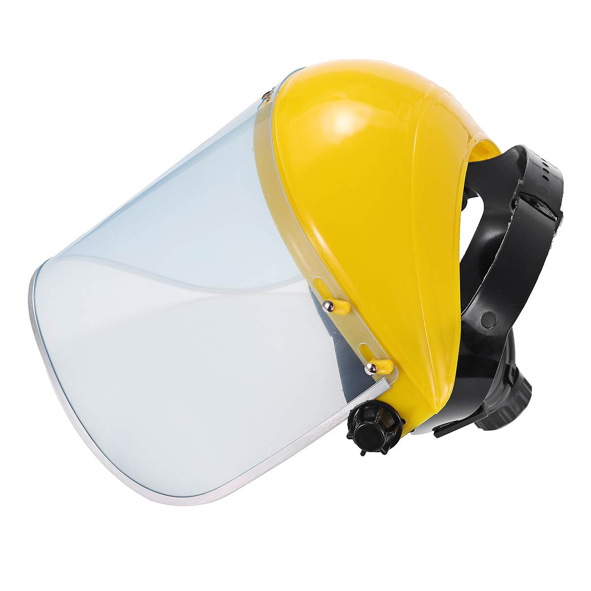 Protective Clear Face Cover and Transparent Face Helmet with Anti Splash Anti-UV and Shield Visor 4