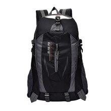 Mochilas de senderismo de 40L para hombre, bolsas deportivas de escalada para viaje, Camping, ciclismo, mochila de nailon impermeable, regalo de Navidad