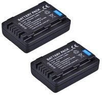 Bateria para panasonic HC-V110  HC-V130  HC-V160  HC-V160K  HC-V201  HC-V201K  HC-V210  HC-V210K  HC-V210M   filmadora hd completa