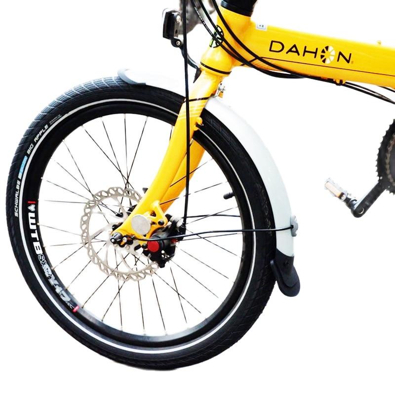 14/'/'//20/'/' Folding Bike Mud Guard Bicycle Front Rear Mudguard Solid Fender Set