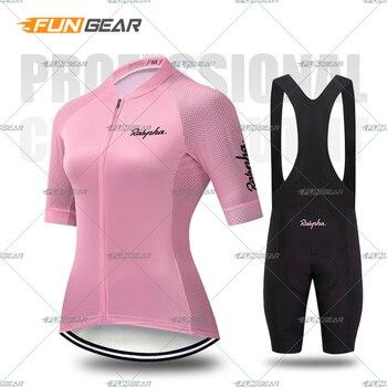 Mulher roupas de ciclismo bicicleta conjunto jérsei feminino ropa ciclismo menina ciclo casual wear road bike bib calças curtas almofada ropa ciclismo 1