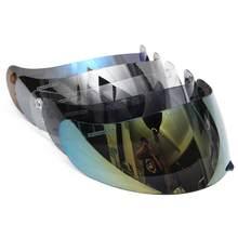 รถจักรยานยนต์ Full Face หมวกนิรภัย Motocross Full Face Shield หมวกกันน็อกเลนส์แว่นตาสำหรับ AGV K3/K4