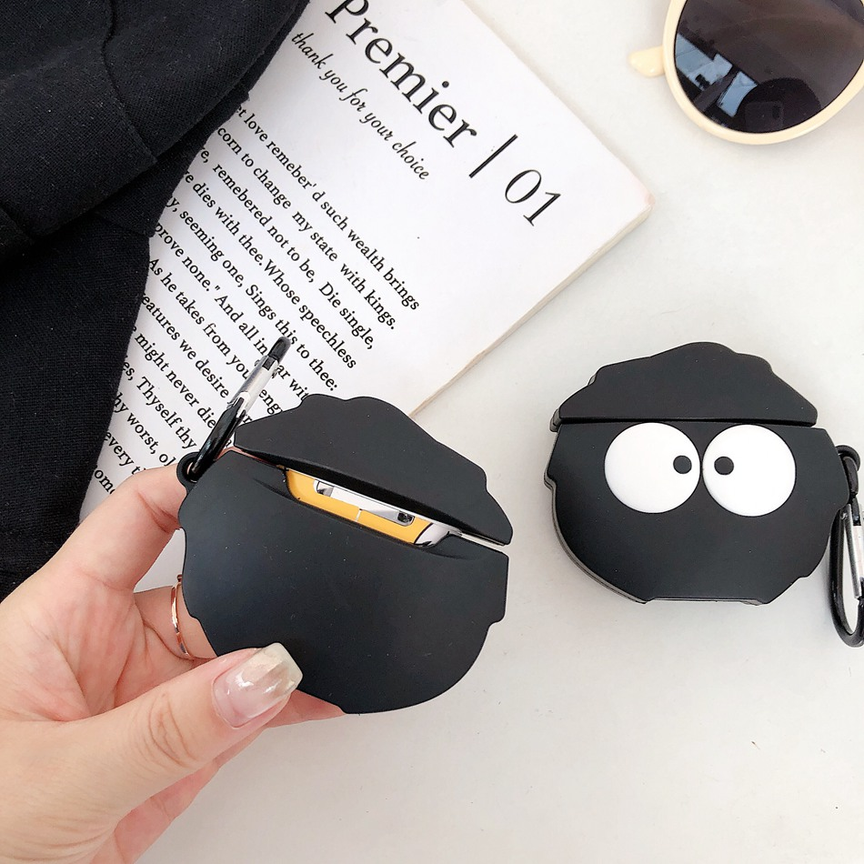 Cartoon Silicone Case for AirPods Pro 206