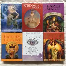 Английские карты Oracle колода, карты Таро руководство гадание fate настольная игра карточная игра для женщин