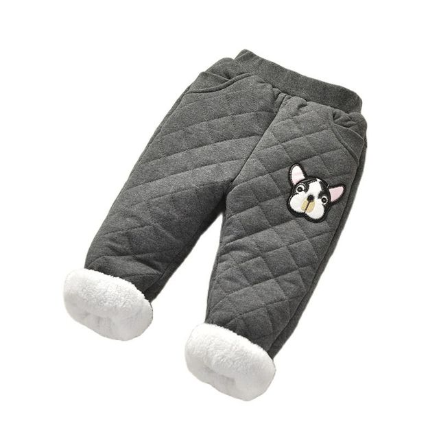 Winter Cotton Trousers 2