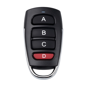 Image 2 - New 433mhz Universal Car Remote Control Key Smart Electric Garage Door Replacement Cloning Cloner Copy Remote