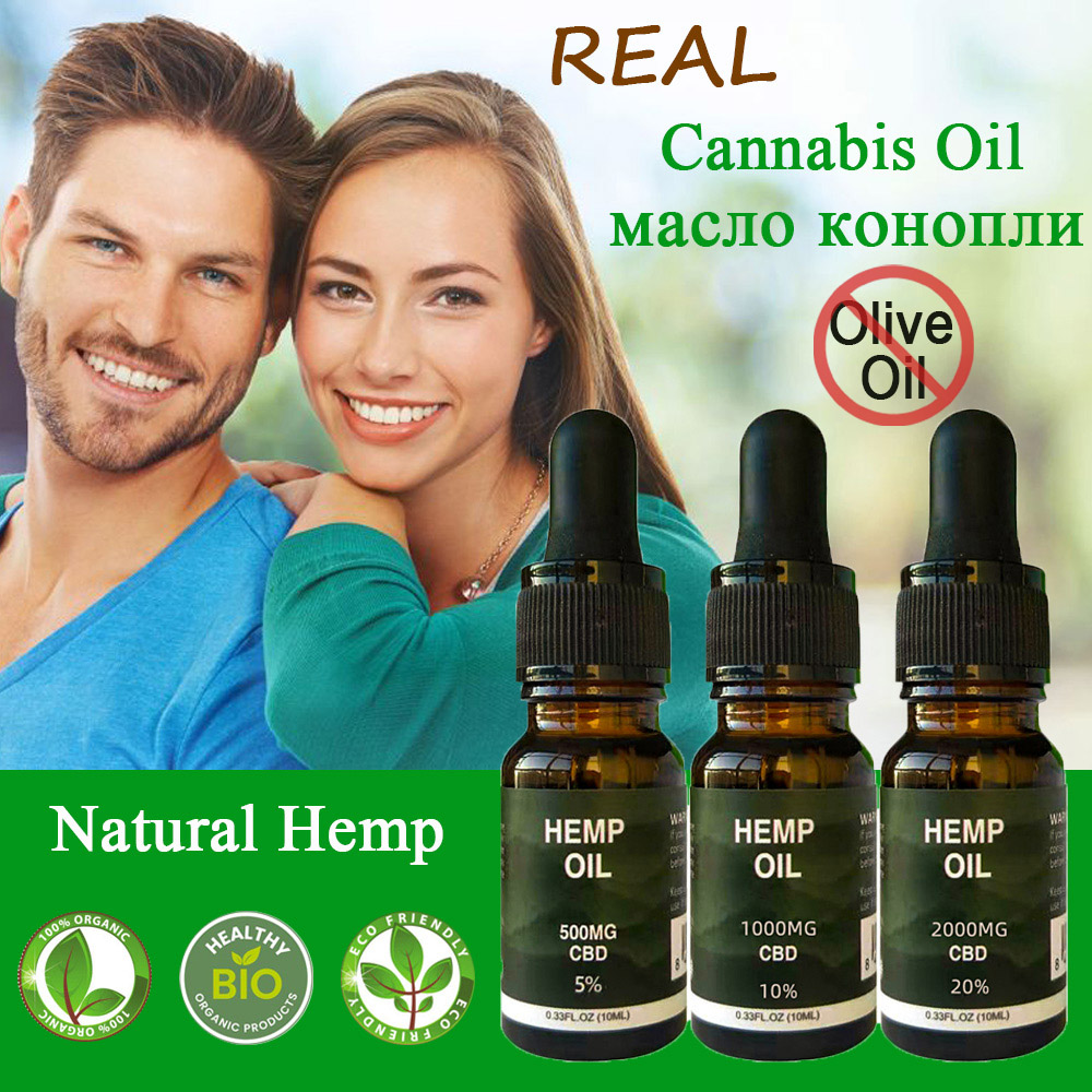 10ML Real CBD OIL 5% 10% 20% Consistency CBD Purity OVER 99% Hemp Oil For Anti-anxiety & Better Sleep Efficiency For Healthy