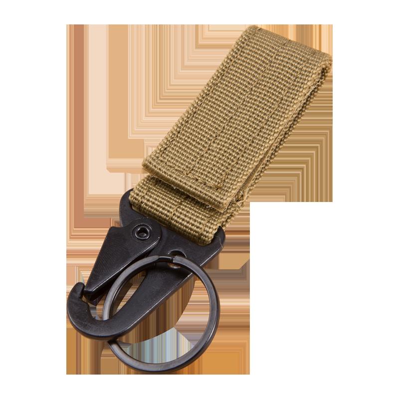 Военный инвентарь армейские тактические ремни для мужчин США армейский тренировочный нейлоновый пояс с металлической пряжкой пояс для охоты на открытом воздухе - Цвет: Khaki3