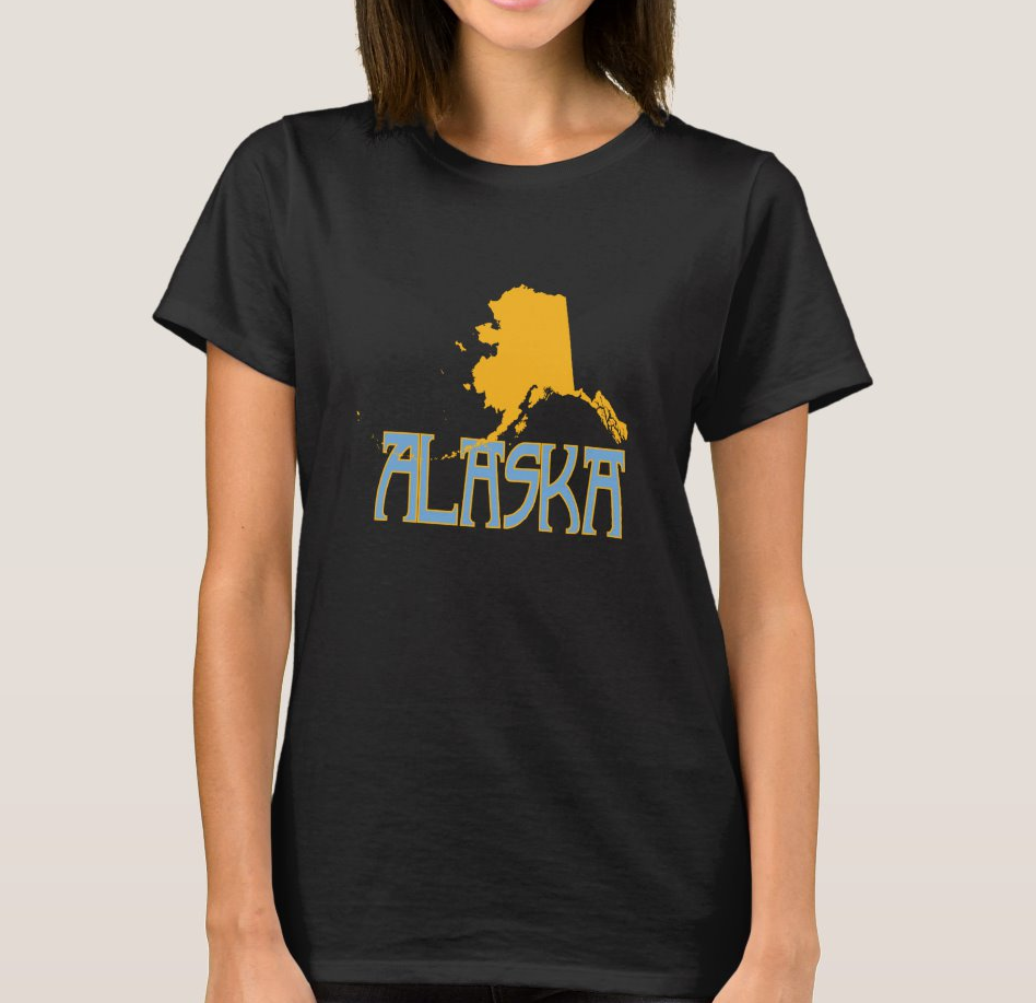 Alaska Family Cruise Vacation Women's T-Shirt image