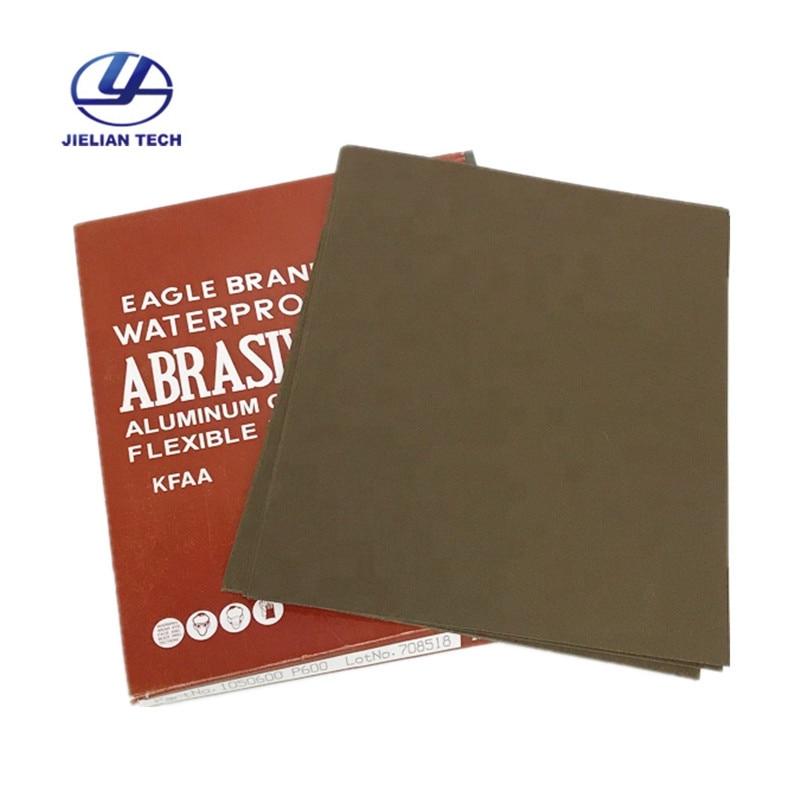 100pcs/lot Original Japan KOVAX/EAGLE Waterproof Abrasive Paper KAFF (230mmx280mm)