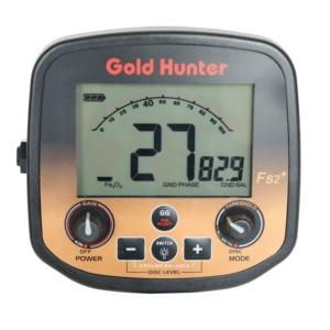 Image 5 - מקצועי Undergournd מתכת גלאי FS2 LCD תאורה אחורית מסך נייד עמוק חיפוש זהב גלאי מכונה 5 אינץ חיפוש סליל