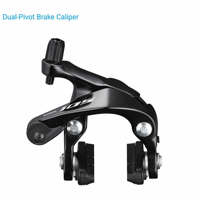 Shimano 105 R7010-F Front R7010-RS Rear Direct Mount Brakes