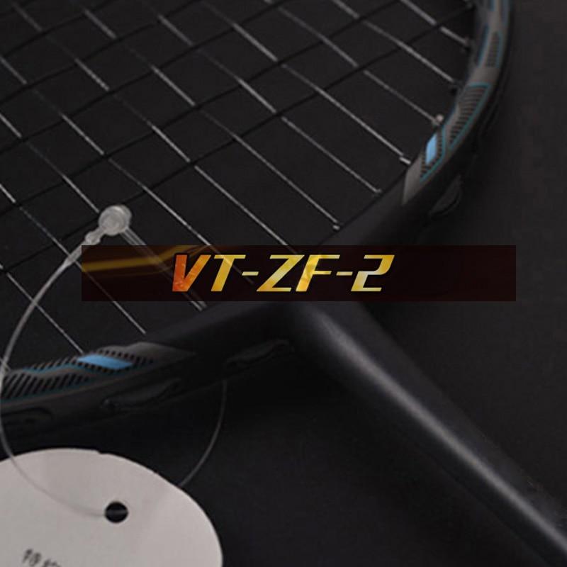 Badminton Rackets Carbon Racquet Sports VT ZF 2LD