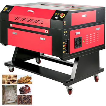VEVOR laserowa maszyna grawerująca 60W CO2 grawer 500x700mm interfejs USB CAD i CorelDraw wyjście narzędzia do rzeźbienia grafiki tanie i dobre opinie CN (pochodzenie) Nowy Normalne 20 x28 (500mm x 700mm) 7 8 (200mm) 500mm s 2000 DPI 0 01mm 1150*860*970(mm) 125 KG(275 58 lbs)