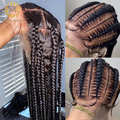 Парик на полной сетке, нечеткий парик на сетке спереди, прямые парики из человеческих волос без клея, парик 13x4, парики из человеческих волос ...