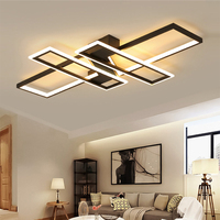 lamparas de baño bedroom modern chandelier pendant hanging recessed led ceiling lights for living room chandeliers plafonniers