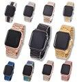 Ремешок из нержавеющей стали для Apple Watch 6 5 4 3 2 1 42 мм 38 мм 40 мм 44 мм