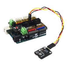 Hall Sensor Module Intelligent Robot Car Compatible With Arduino Suitable For Motor Speed Measurement цена