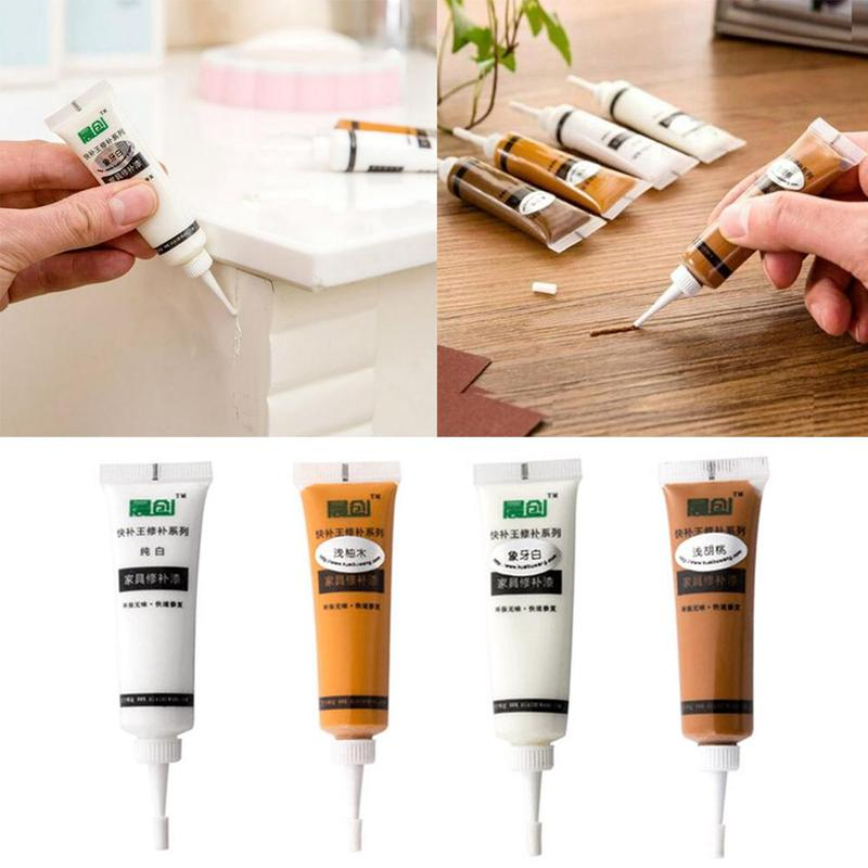 Wooden Furniture Refinishing Paste Practical Repair Paint Wax For Furniture Decoration Wood Floor Scratch Fast Remover
