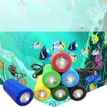 Миниатюрный аквариум с usb аквариумом кислородный воздушный
