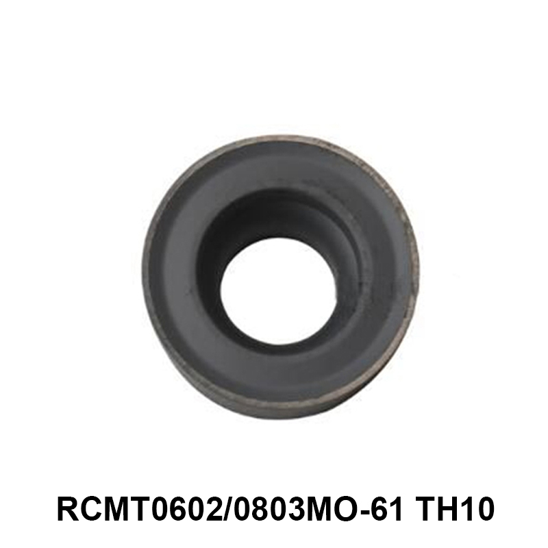 Original Tungaloy RCMT RCMT0602MO-61 RCMT0803MO-61 TH10 RCMT0803 RCMT0602 For Steel Stainless Cast Iron Carbide Inserts Turning